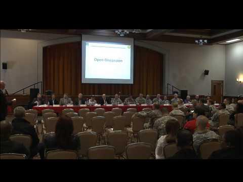 Humphreys Community Town Hall Meeting - Camp Humphreys - 21 April 2015