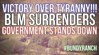BLM Surrenders VICTORY for Bundy Ranch thumbnail