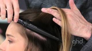 How to Use the ghd Curve Creative Curl Wand for the New Wave Hair Look   Sephora