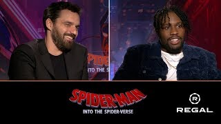 Spider-Man: Into the Spider-Verse: Sit Down with the Stars feat. Matthew Hoffman - Regal [HD]