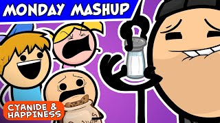 Watch What You Eat | Cyanide & Happiness Monday Mashup