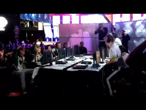 OpTic Gaming Vs PNDA 5-5 Round 11 *REACTION*