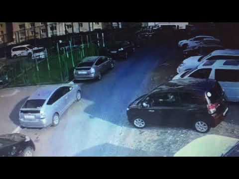 Над видео с девушкой, выезжающей с парковки, смеется весь Владивосток
