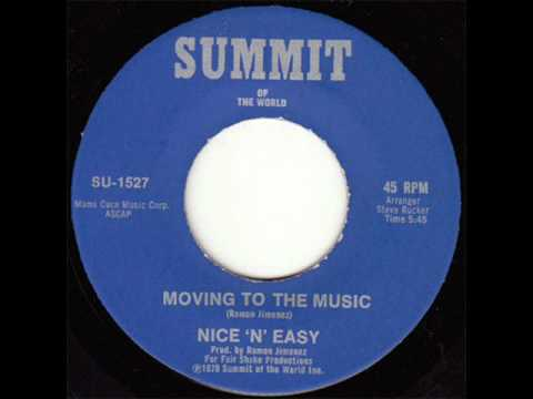 Nice 'N' Easy - Moving To The Music