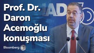 Prof. Dr. Daron Acemoğlu TÜSİAD YİK Toplantısı konuşması (Tam Konuşma)