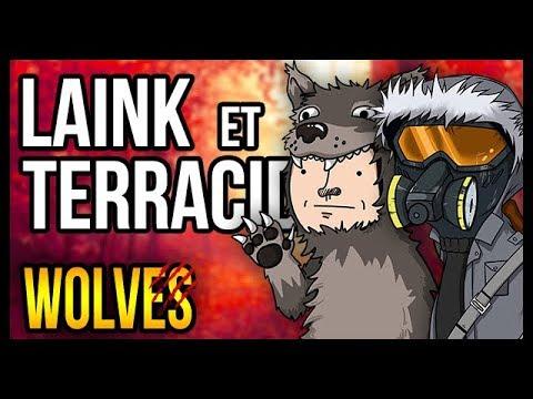 J'AI LA PREUVE QUE LA TERRE EST PLATE (Fear The Wolves)