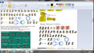 [Video-Test] Dragon Ball Gif (goku.vs goku).