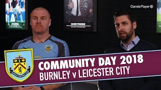 COMMUNITY DAY 2018 | Burnley v Leicester City