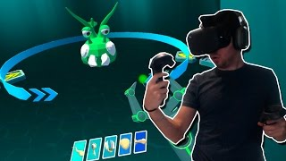 SPORE en REALIDAD VIRTUAL!? Evolution VR (HTC VIVE VR)