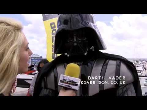 The Super Weekend 2013 - Darth Vader Interview