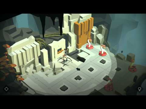 Lara Croft GO - The Escape - One Last Challenge