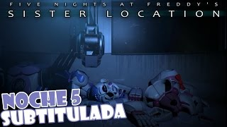 Vídeo Five Nights at Freddy's: Sister Location
