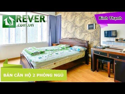 Bán căn hộ Sài Gòn Pearl Bình Thạnh | 2 phòng ngủ 86m2 | Rever