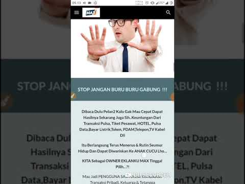 Tutorial Landing Page Otu Chat / EklankuMax