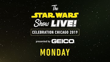 Star Wars Celebration Chicago 2019 Live Stream - Day 4 | The Star Wars Show LIVE!