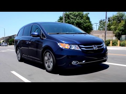 2016 Honda Odyssey - Review and Road Test