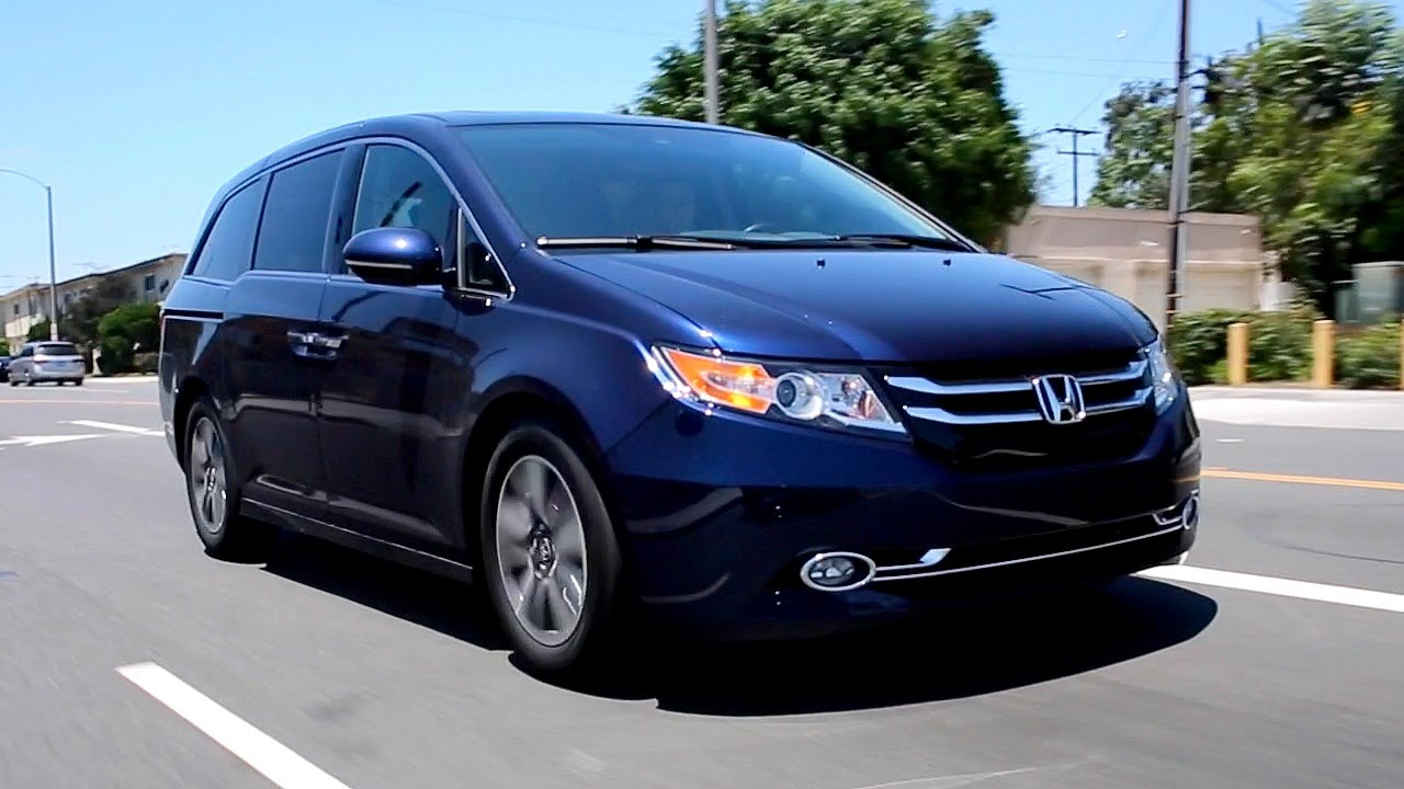 2016 Honda Odyssey Review and Road Test