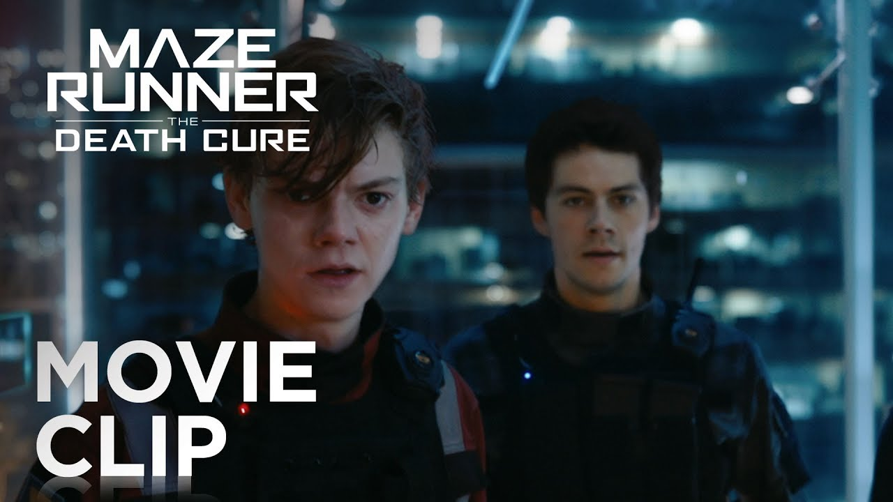 "Maze Runner: The Death Cure | ""Any Ideas"" Clip 