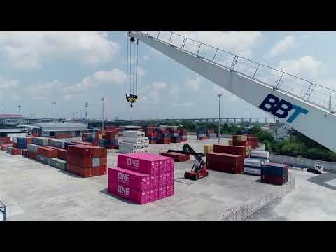Bangkok Barge Terminal, BBT, signs Ocean Network Express Thailand (ONE Thailand)