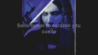 Marilyn Manson-Devour Subtitulada