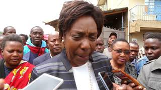 Governor Ngilu orders closure of stores distributing poisonous sugar