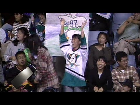 Memories: The NHL takes the sport to Tokyo, Japan