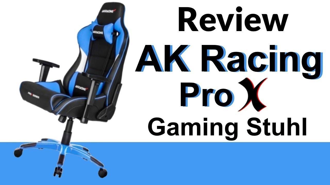 AK Racing ProX Gaming Stuhl Review ProX Gaming Stuhl