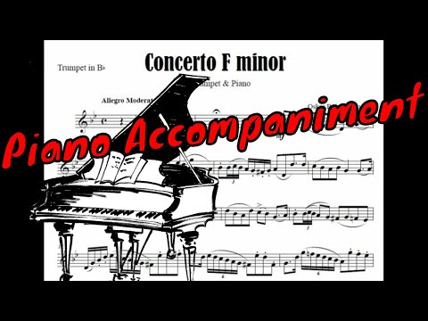 ♫♬ Oskar Böhme - Concerto in F minor [Piano only] I. Allegro Moderato