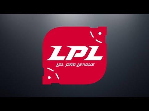 VOD: JD Gaming vs Royal Never Give Up - LPL 2019 - G.3