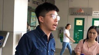 VOA连线(黎堡):香港激进派示威者誓言继续抗争直到五大诉求得以实现