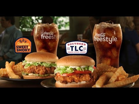 Zaxby's NEW Southern Chicken Sandwiches