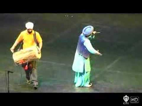 Malkit Singh Live Performance Part 3 – Bruin Bhangra 2006