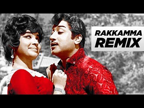 Adi Ennadi Rakkamma | Remix 2017 | Uyirvarai Iniththaai