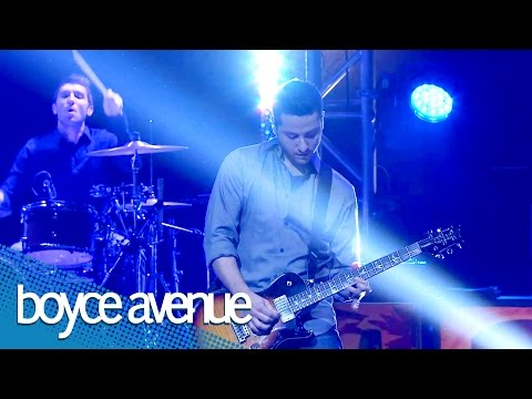 Music video Boyce Avenue - Tonight