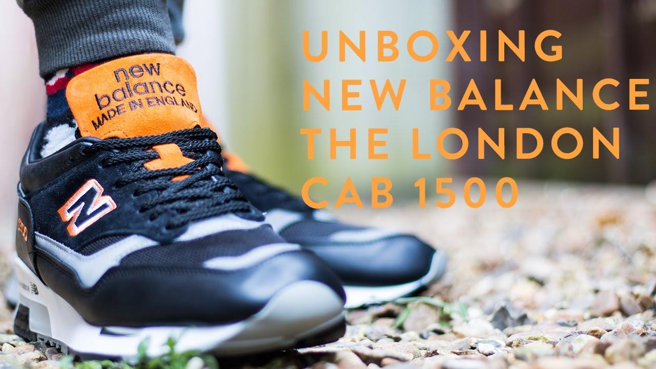 new balance 1500 london cab