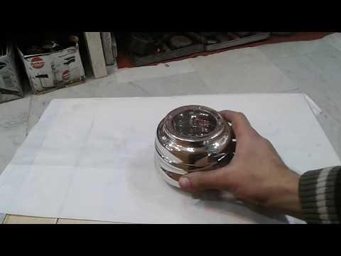 Stainless steel ghee pot,oil pot