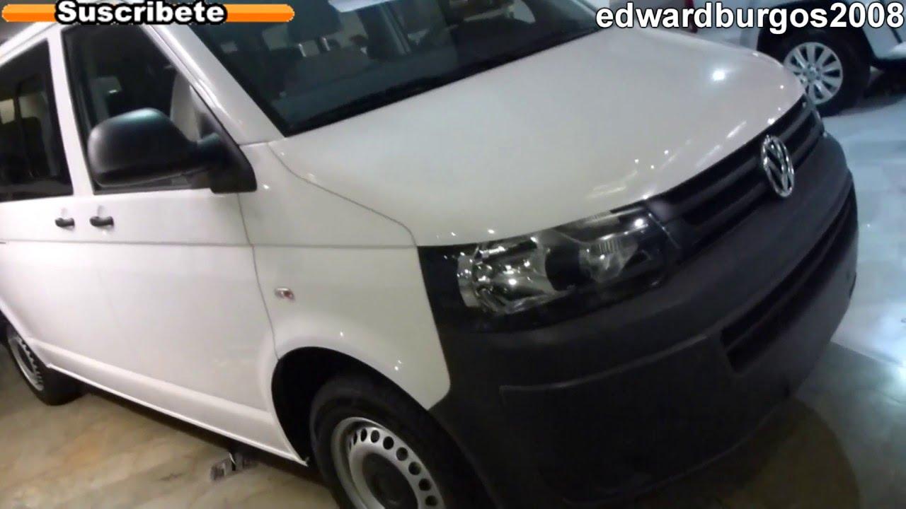видео volkswagen транспортер