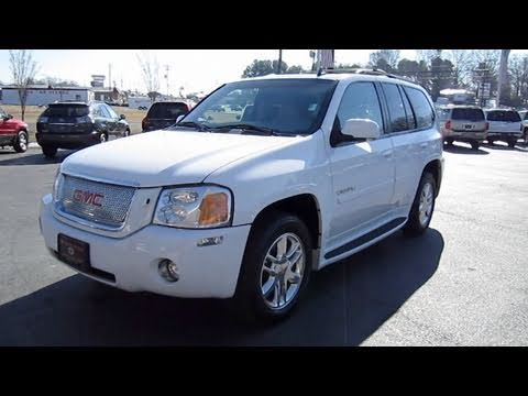 2008 gmc envoy denali start up exhaust and in depth tour youtube rh youtube com Lifted 2008 GMC Envoy 2008 GMC Envoy Interior