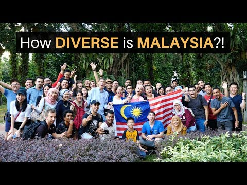 How Diverse is MALAYSIA?!