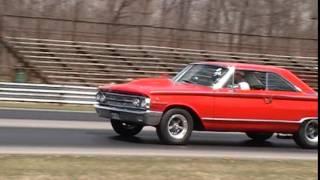 FE Race and Reunion 2014 1963 Mercury Marauder