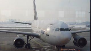TAROM A310-325(ET) - Flight from Bucharest Otopeni (OTP) to Dubai International (DXB)