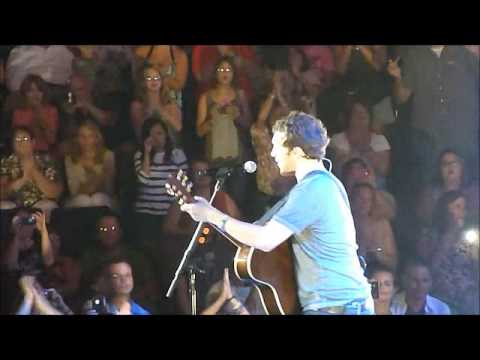 Phillip Phillips - Make This Place Your 'Home' - Live in Duluth,GA 5 Aug 2012
