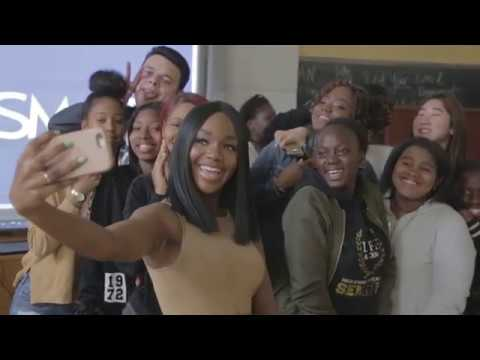 Visiting Brooklyn's Life Academy High School for Film and Music