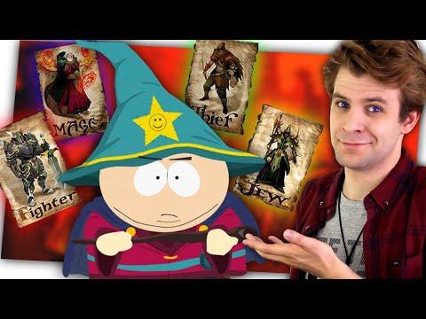 Cartman will, dass wir eine Klasse wählen! - South Park The Stick Of Truth #1