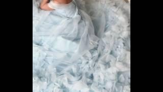 Пышное платье принцессы для фотосессии - прокат платьев Rentaholic Уфа