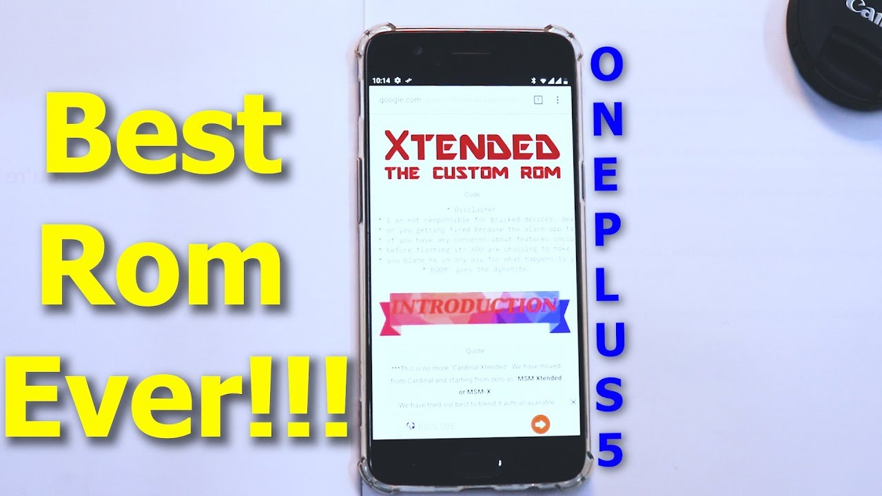 Redefining Custom Roms | MSM Xtended XP4 Release v9 PIE | Install
