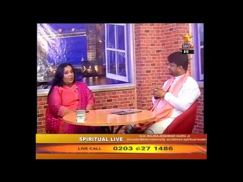 SPIRITUAL  LIVE   19-06-2017