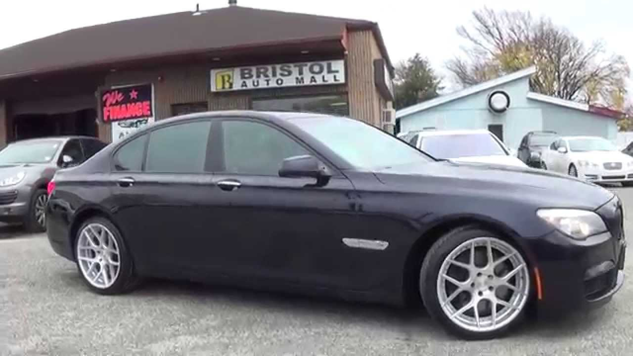 2011 BMW 750 XDrive Review Walk Around For Sale Sell my Car We buy ...