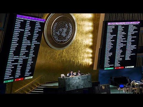 UN votes to condemn United States embargo on Cuba