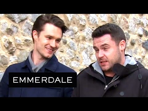 Emmerdale - Aaron and Alex Are Desperate for Some Time Alone